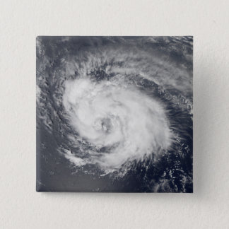 Badge Carré 5 Cm Ouragan Ike 3
