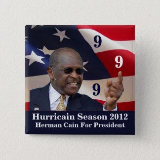 Badge Carré 5 Cm Saison 2012 de Hurricain