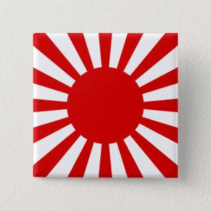 badges drapeau japonais. Black Bedroom Furniture Sets. Home Design Ideas