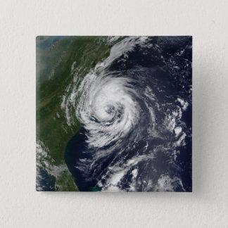 Badge Carré 5 Cm Tempête tropicale Gustav
