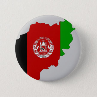 Badge Carte de drapeau de l'Afghanistan