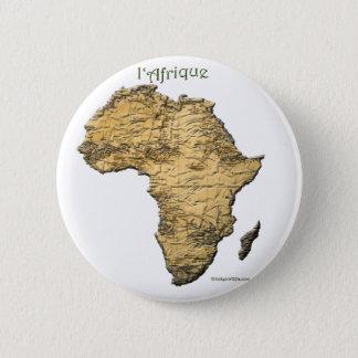 Badge Carte de série de l'AFRIQUE