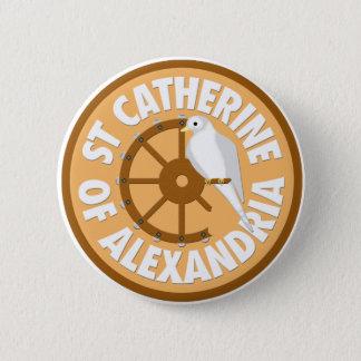 Badge Catherine de l'Alexandrie