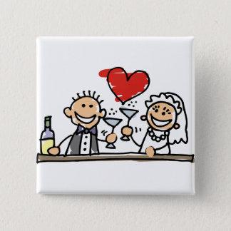 Badge Célébration de mariage