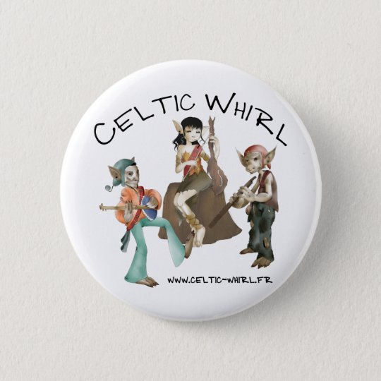 Badge Celtic Whirl