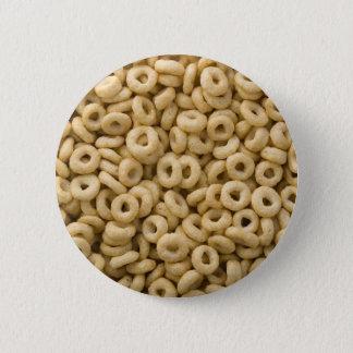 Badge Centaines d'anneaux de céréale de riz