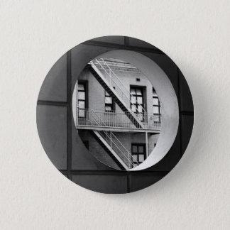 Badge Cercle avec la sortie de secours