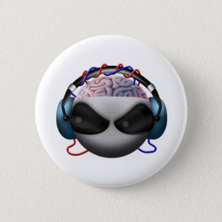 Badge Cerveau