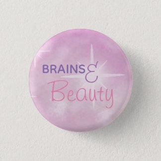 Badge Cerveaux et beauté