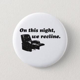 Badge Cette nuit, nous reposons