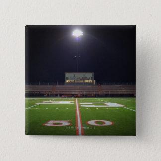 Badge Champ de football américain lumineux la nuit