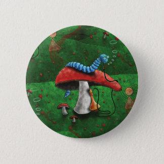 Badge Champignon magique