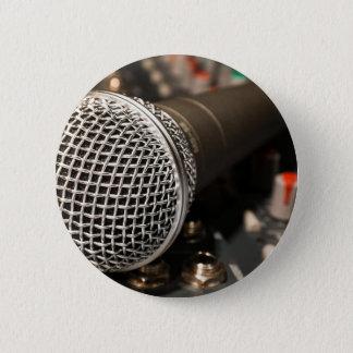 Badge Chant de câble de microphone de câble de mélangeur