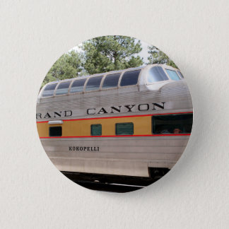 Badge Chariot ferroviaire de canyon grand, Arizona