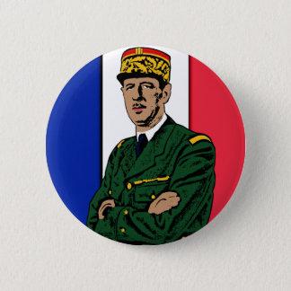 Badge Charles de Gaulle