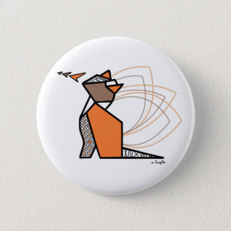 Badge Chat origami