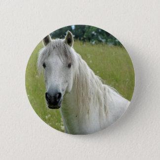 Badge Cheval blanc
