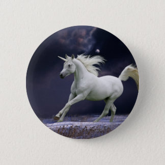 Badge Chevaux d'imaginaire : Licorne