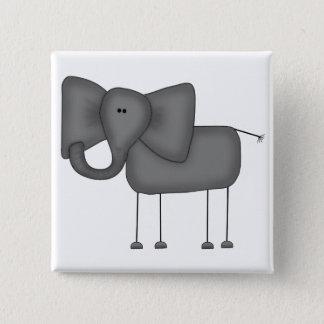Badge Chiffre T-shirts et cadeaux de bâton d'éléphant