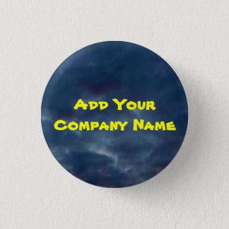 Badge Cieux bleus colorés