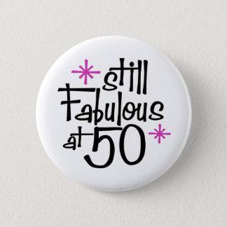 Badge cinquantième Anniversaire