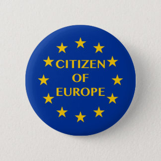 Badge Citoyen de l'Europe