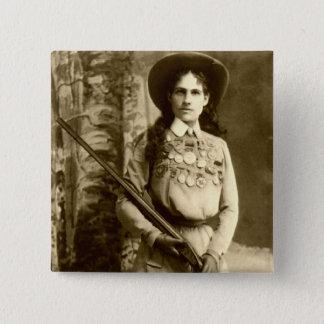 Badge Classique d'Annie Oakley