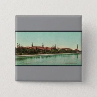 Badge Classique Photochrom d'hôtel de Tampa Bay