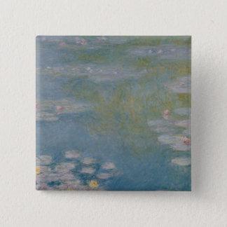 Badge Claude Monet | Nympheas chez Giverny, 1908