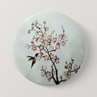 Badge colibri