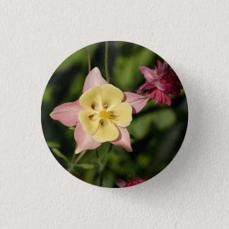 Badge Columbine avec le feuille en forme d'étoile
