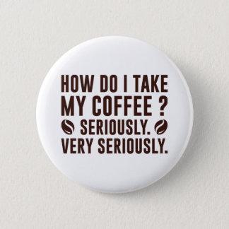 Badge Comment I prennent mon café