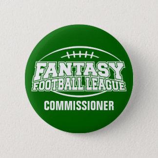 Badge Commissaire du football FFL d'imaginaire