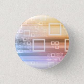 Badge Concept du trafic de train de données de données