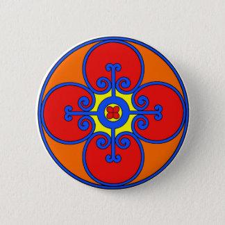 Badge Conception méditerranéenne de la Sicile