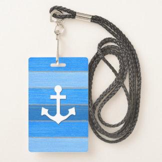 Badge Conception orientée nautique