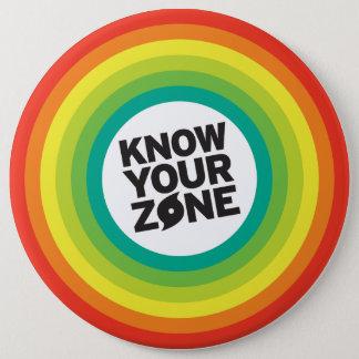Badge Connaissez vos zones
