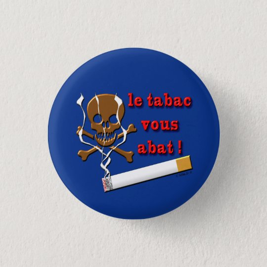 badge contre tabac