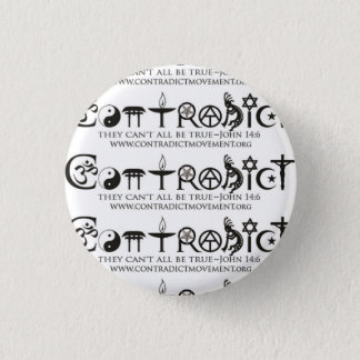 Badge Contredisez les boutons