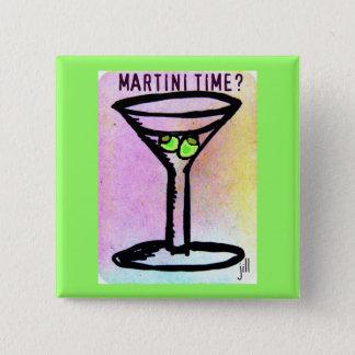 Badge COPIE EN PASTEL de MARTINI par Jill