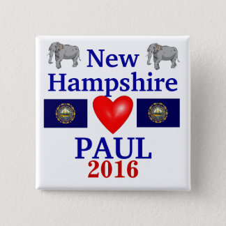 Badge Couche-point Paul New Hampshire 2012
