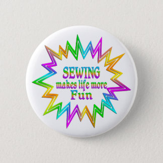 Badge Couture de plus d'amusement