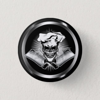 Badge Crâne 6 de chef