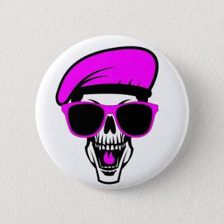 Badge Crâne de béret