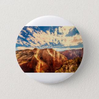 Badge Crépuscule de parc national de Zion