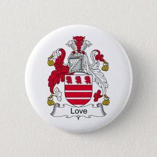 Badge Crête de famille d'amour