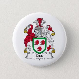 Badge Crête de famille de Todd