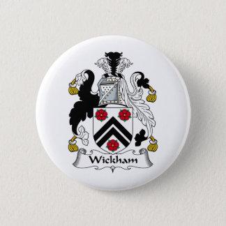 Badge Crête de famille de Wickham