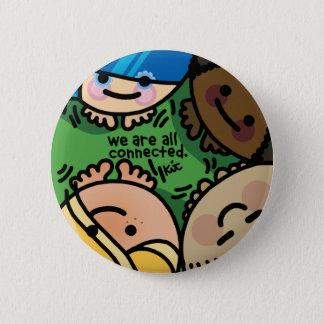 Badge croyance de bouton