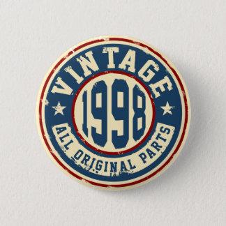 Badge Cru 1998 toutes les pièces d'original